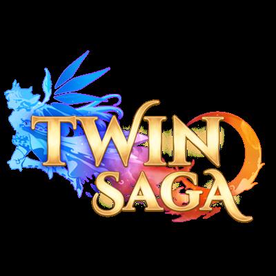 logo Twin Saga