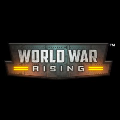 logo World War Rising
