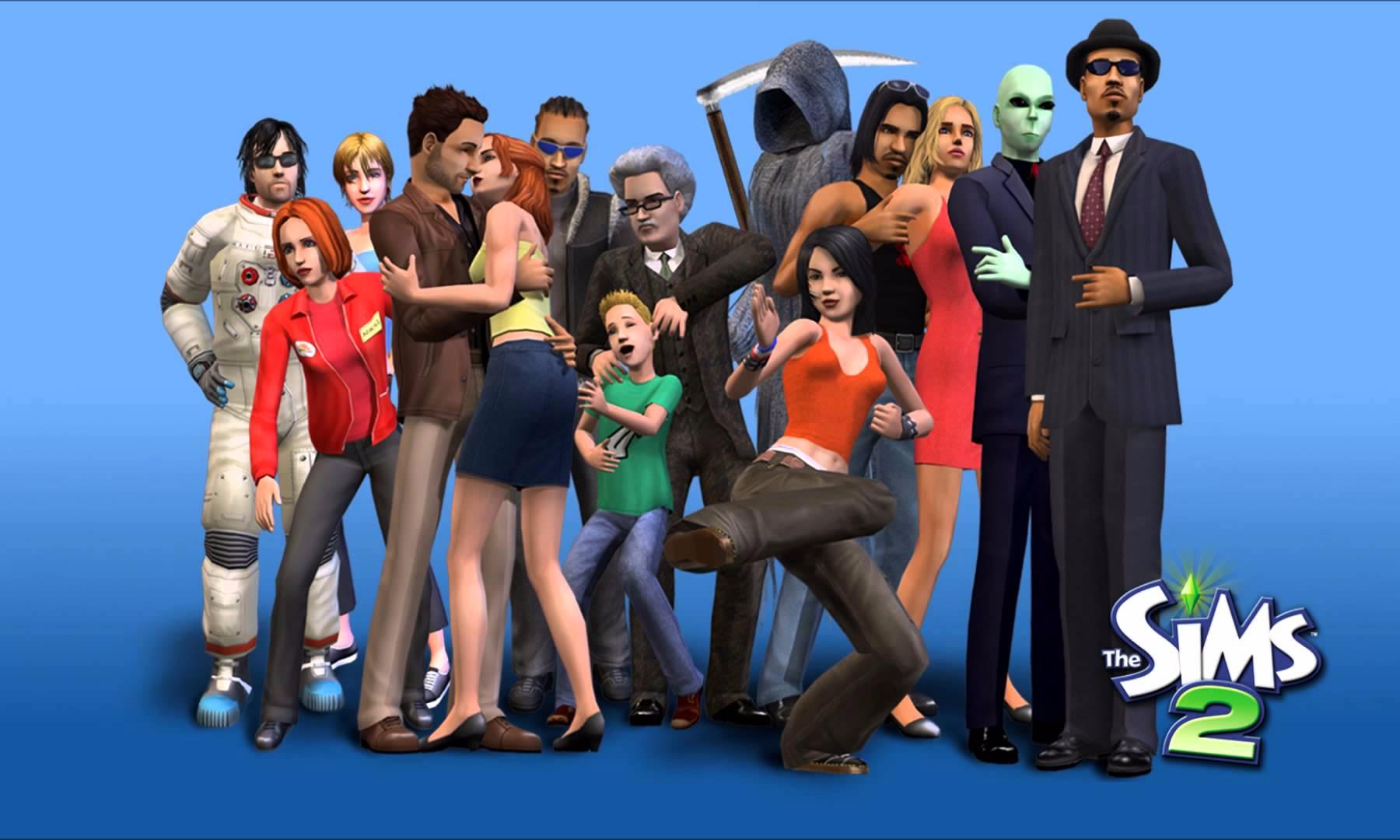 The Sims 2 Vs The Sims 4 Czy Nadal Warto Zagrać W Dwójkę
