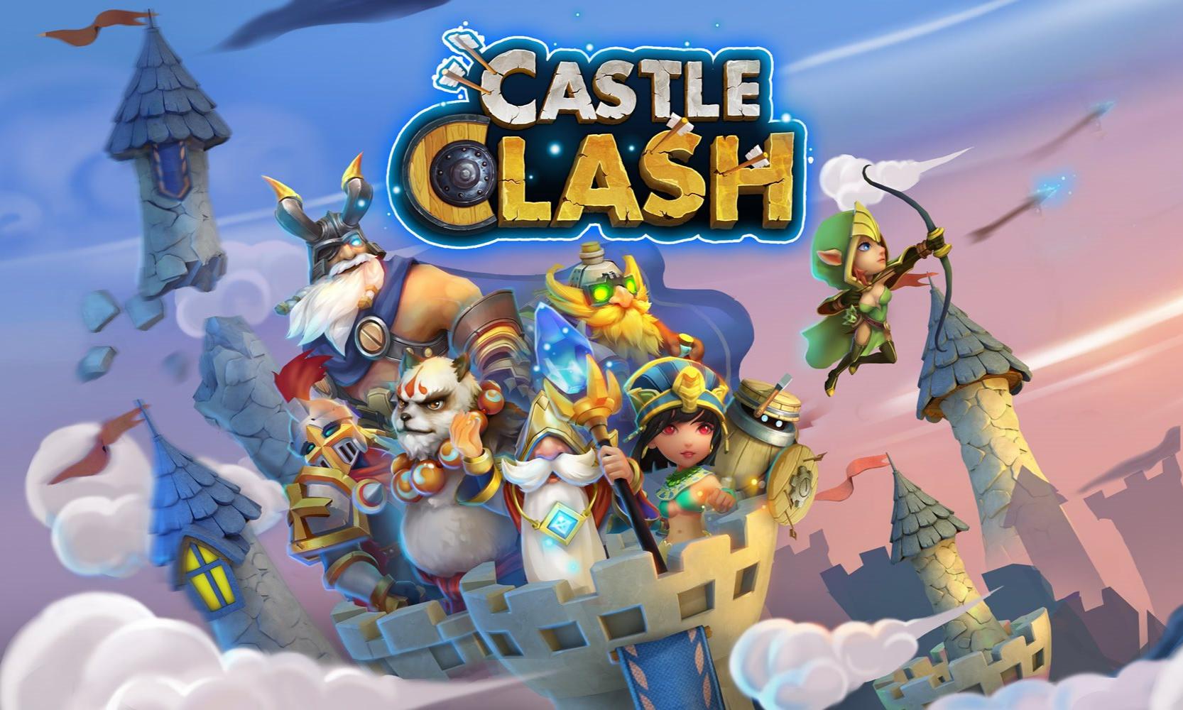 Castle Clash: Brave Squads | Gamehag