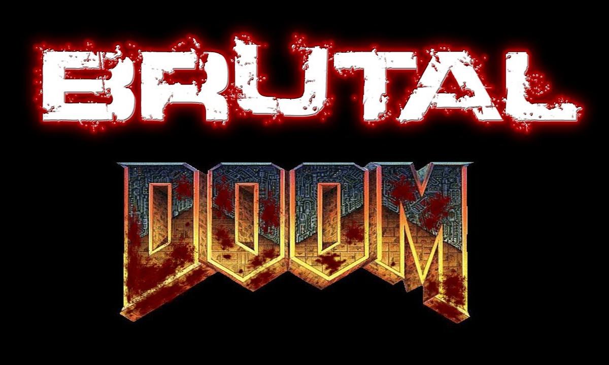 Brutal Doom - Review   Gamehag