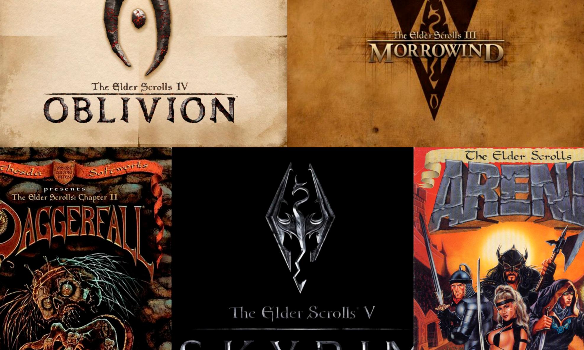 Breve resumen de la Historia de The Elder Scrolls | Gamehag