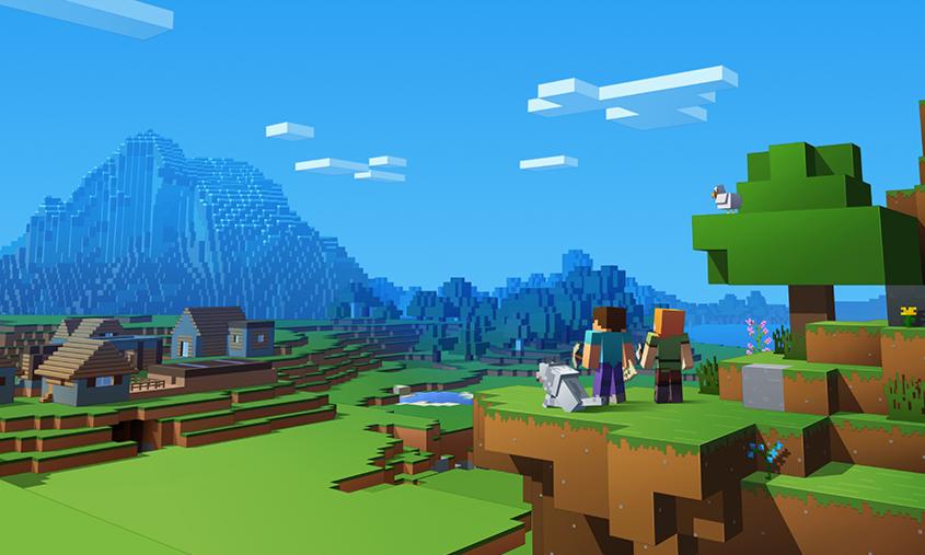 Come Fare Un Banco Di Lavoro Su Minecraft : Minecraft come fare una cucina tutorial minecraft