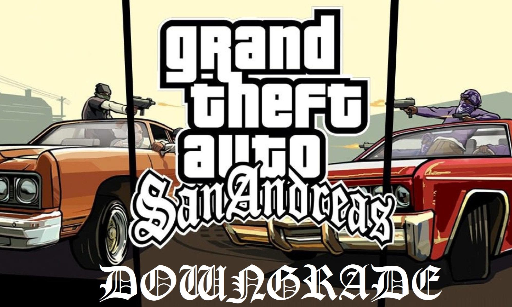 GTA San Andreas - Ulepszona Wersja [DOWNGRADE] | Gamehag
