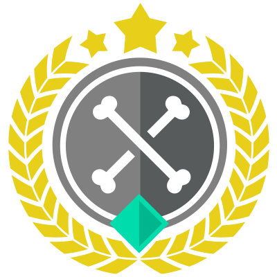 Mantechino badge