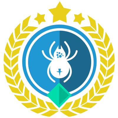 J_RUSH badge