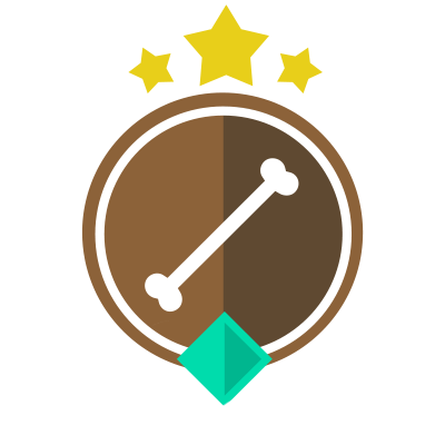 Aerolf badge