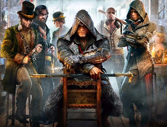 Assassin's Creed: Syndicate bg