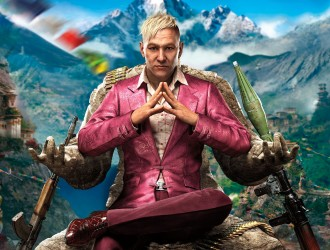 Far Cry 4 bg