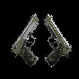 Souvenir Dual Berettas | Colony