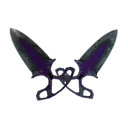 ★ Shadow Daggers | Ultraviolet logo
