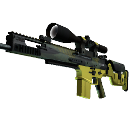 SCAR-20 | Jungle Slipstream logo