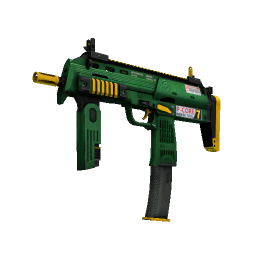 StatTrak™ MP7 | Powercore logo