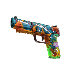 StatTrak™ Five-SeveN | Angry Mob logo