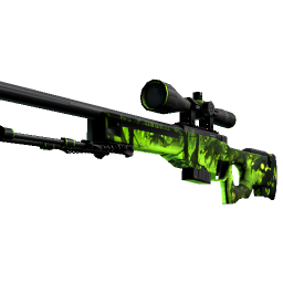 StatTrak™ AWP | Containment Breach Logo