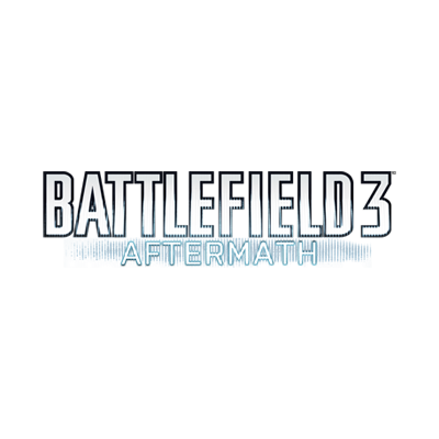 Battlefield 3: Aftermath logo
