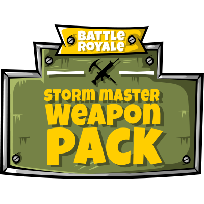 Storm Master Weapon Pack Logo