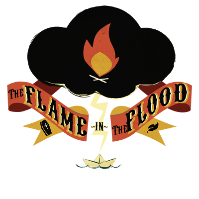 The Flame in the Flood logo