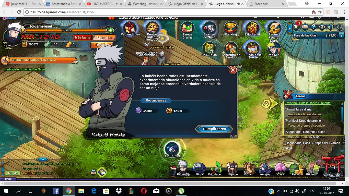 Naruto Online   Gamehag