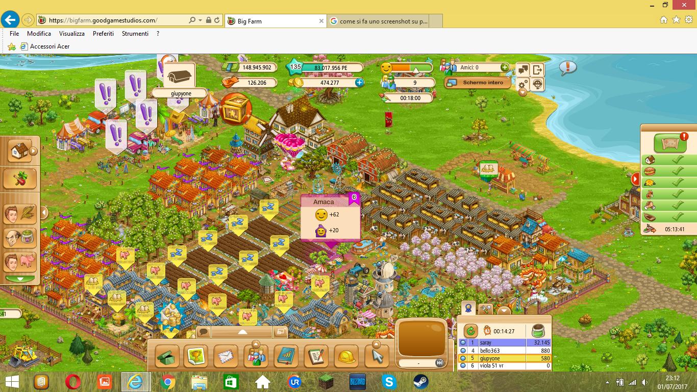 Big Farm | Gamehag