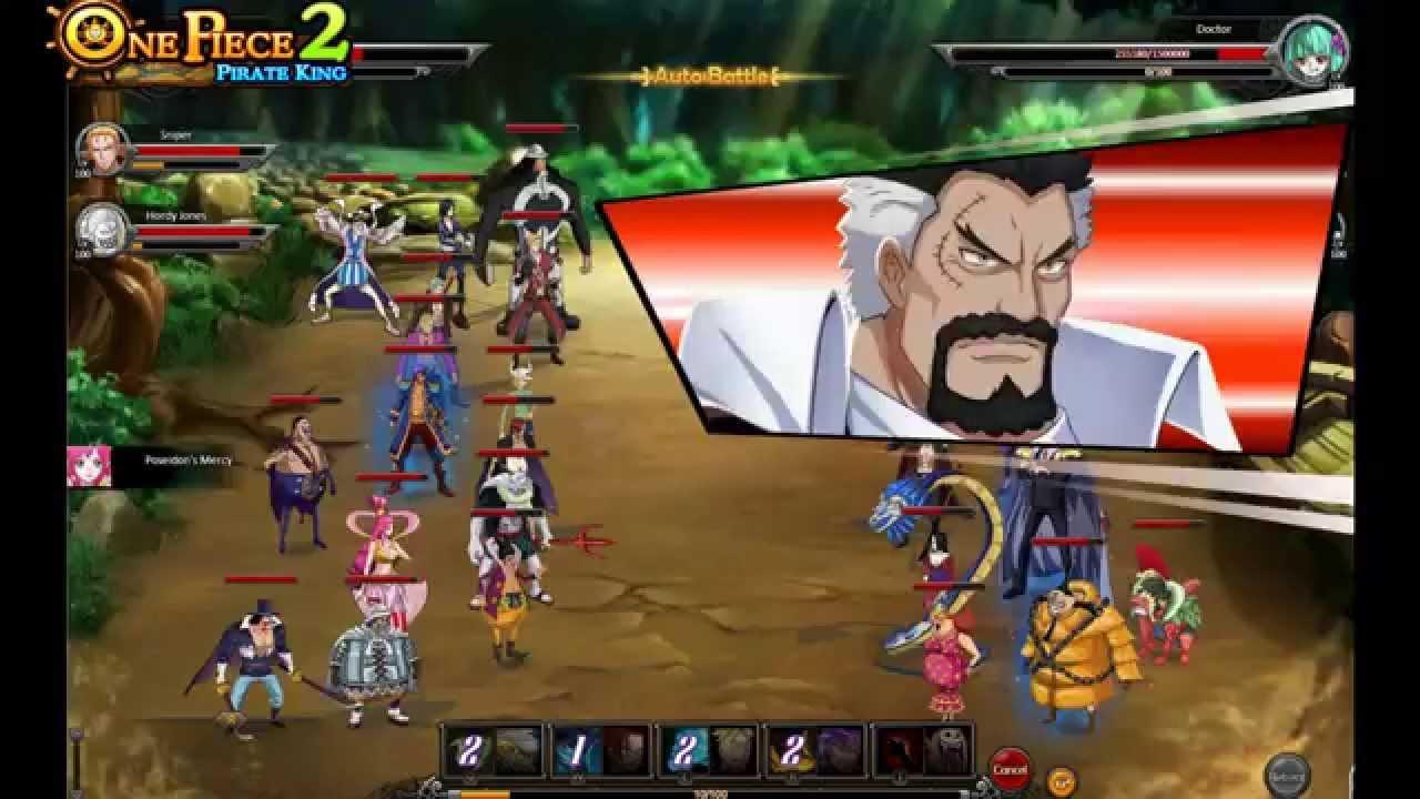 One Piece Online 2 Screenshot