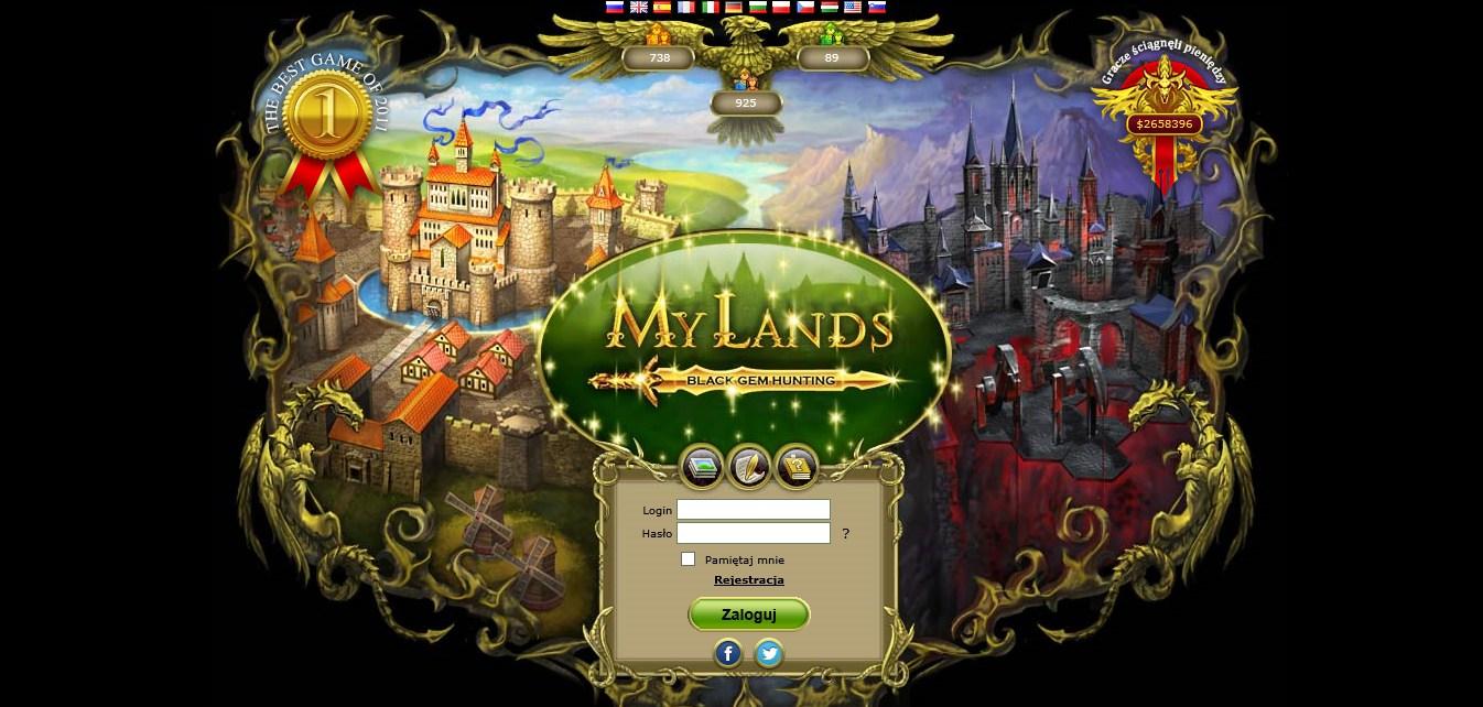 My Lands my lands gamehag