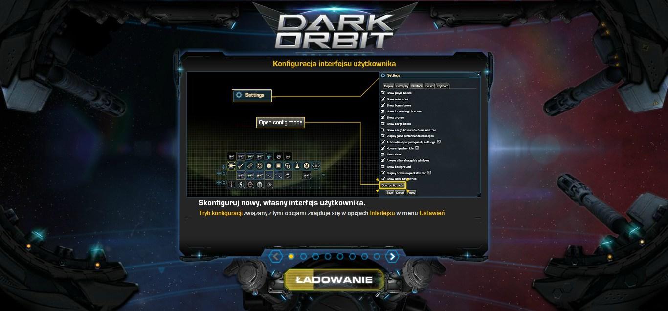 Dark Orbit Reloaded | Gamehag