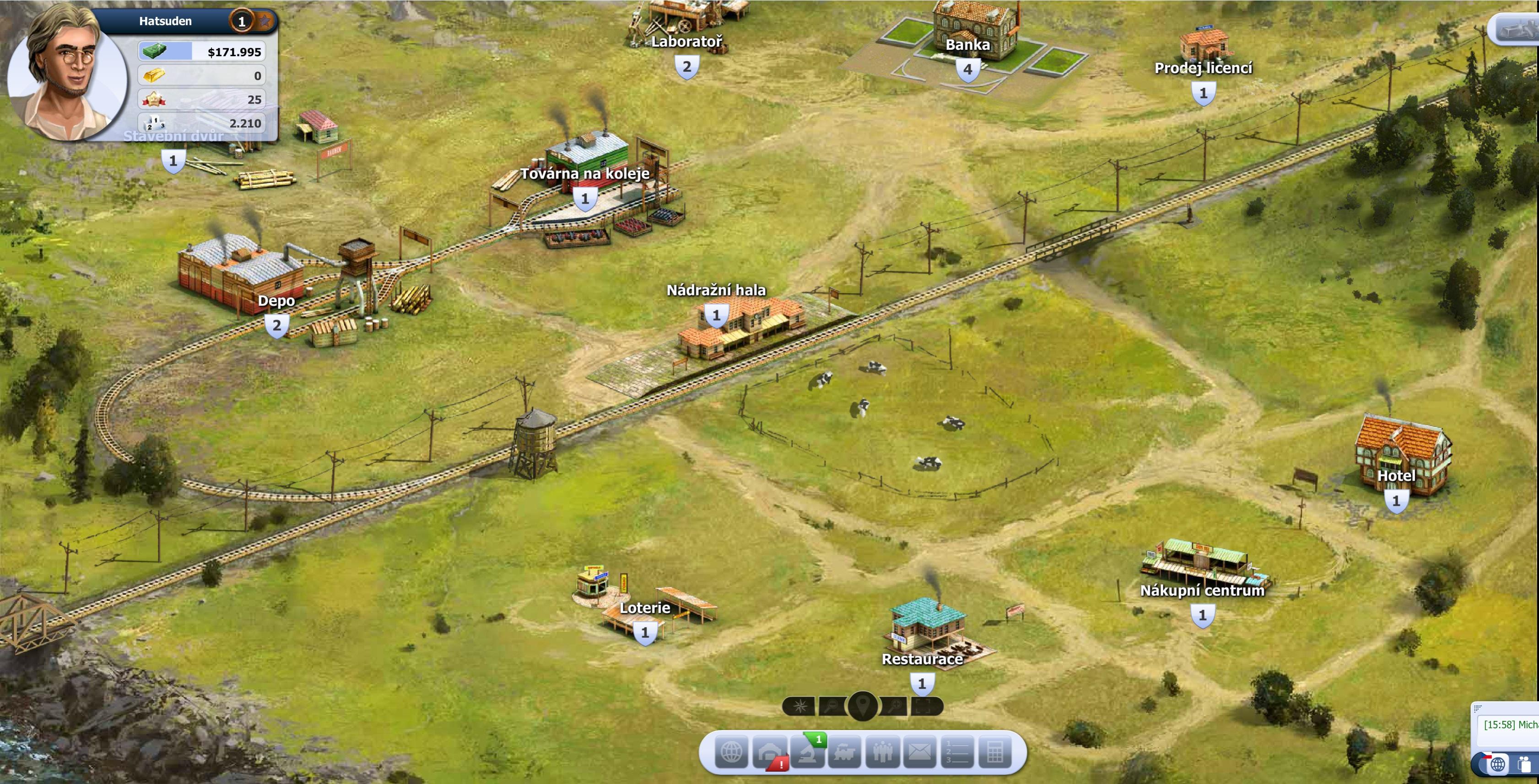 Rail Nation Online