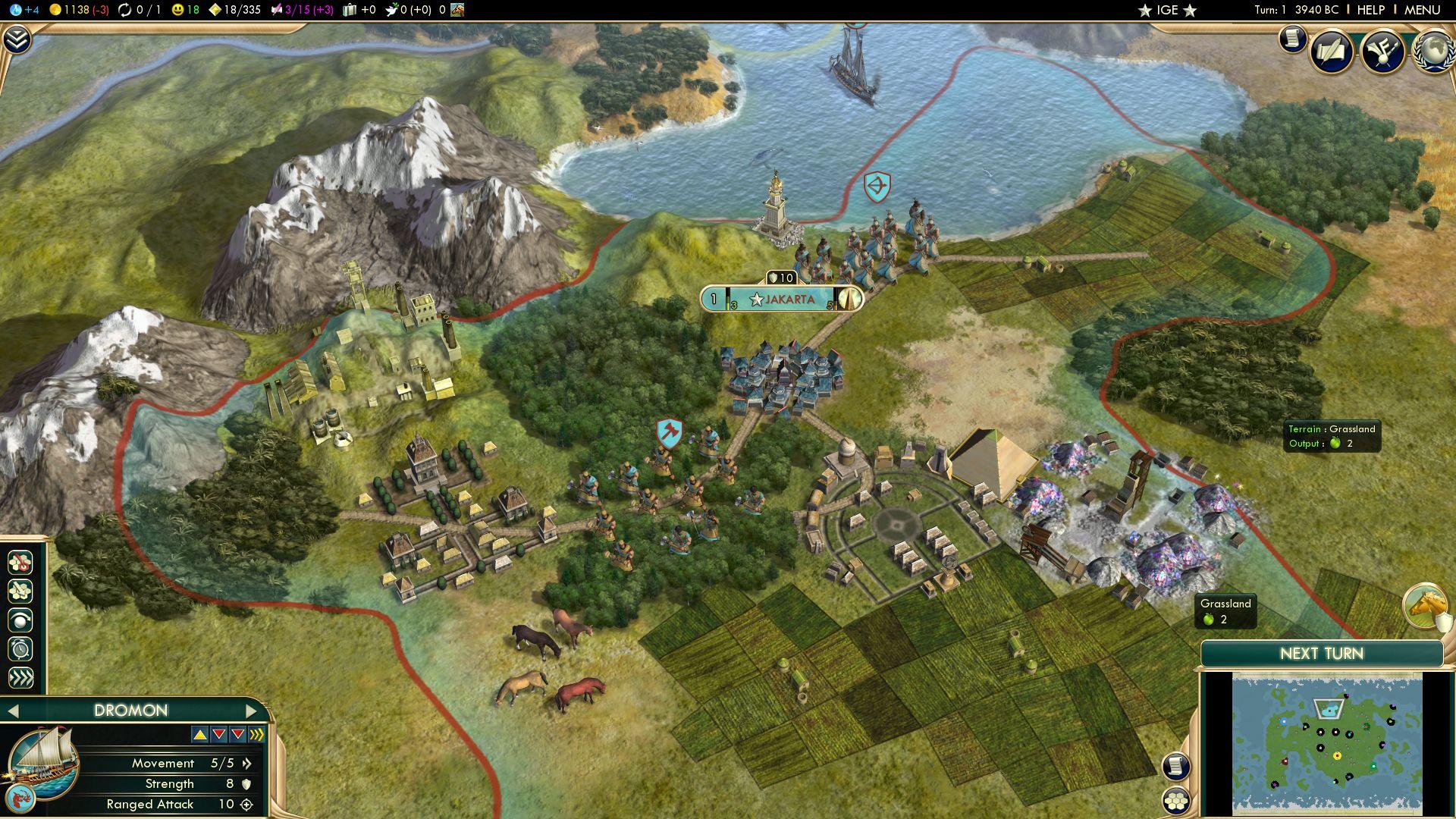 Civilization VI - the past, the present and the future