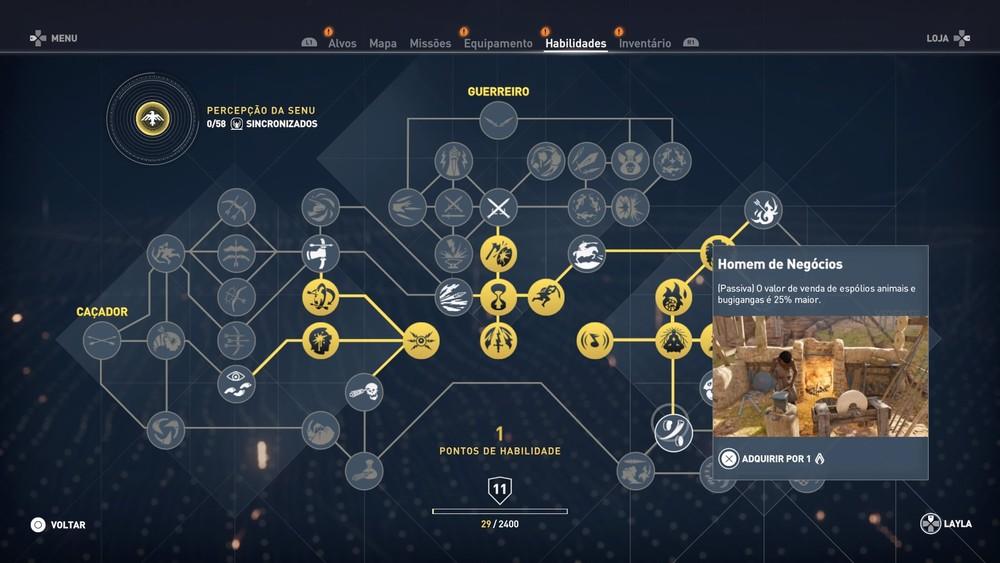 assassins creed origins money