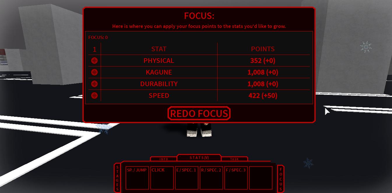 Como subir nivel,rango y estadísticas en Ro-Ghoul | Gamehag